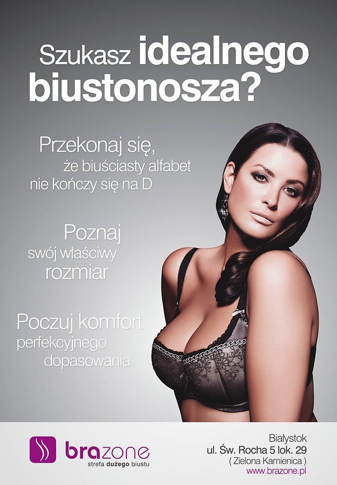 BraZone - plakat