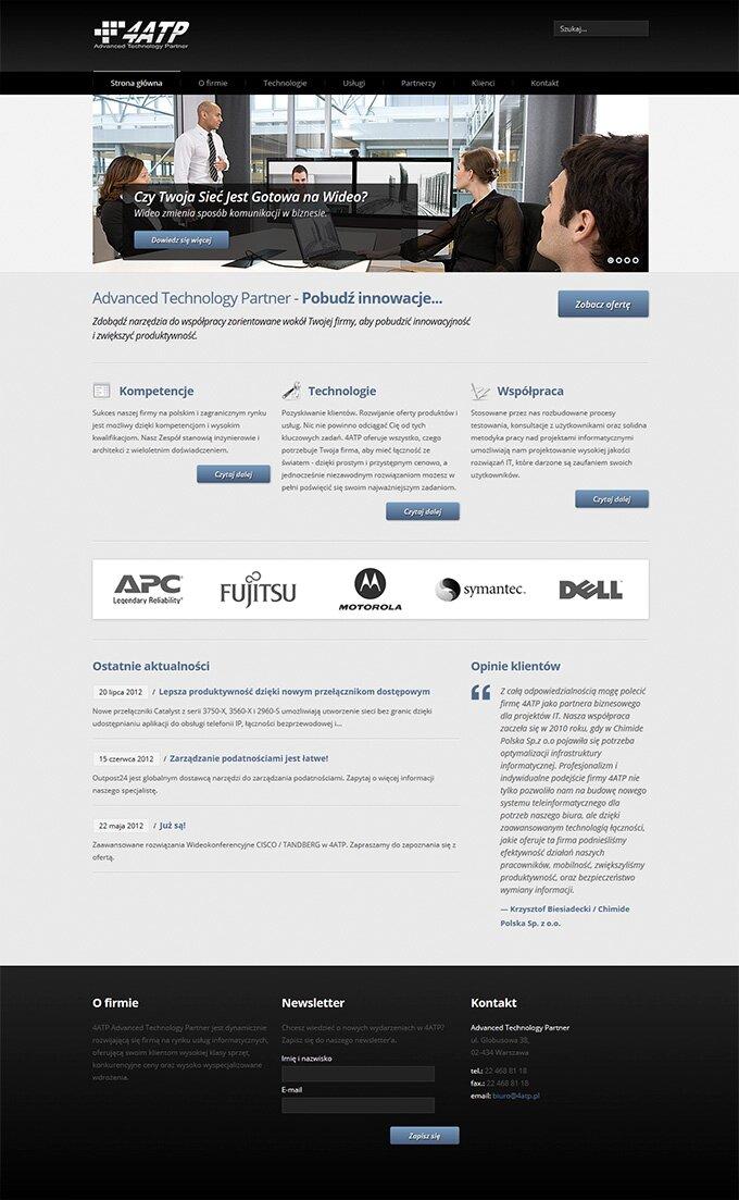 4ATP – Advanced Technology Partner